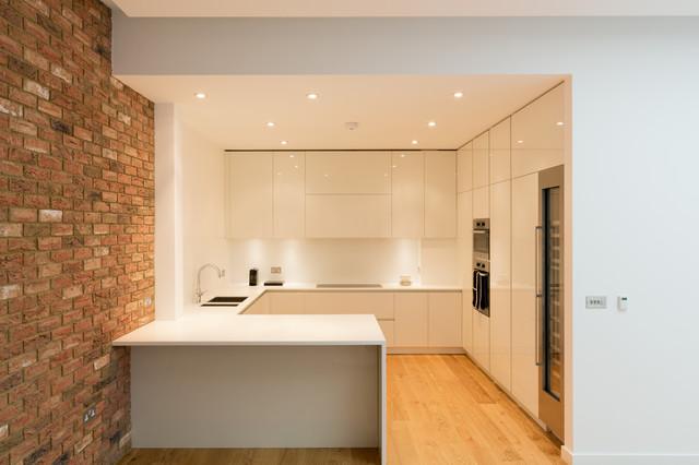 Grosvenor crescent mews for Bathroom design 3mx3m