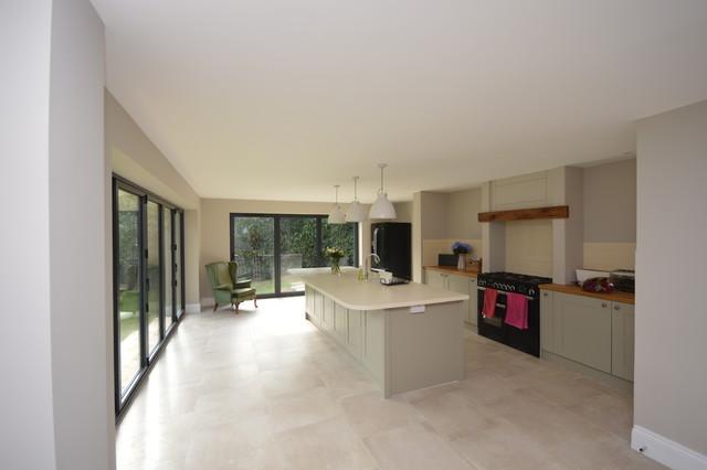 ground floor extension, garage conversion, new garage & internal