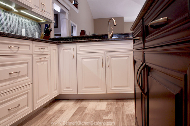 Gruenthal Home Remodel traditional-kitchen