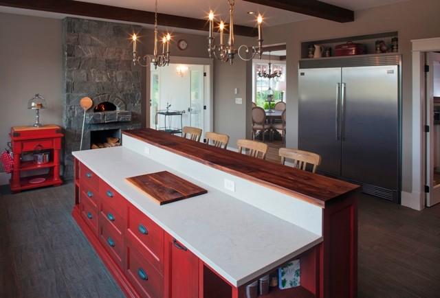 GT Mann Contractors farmhouse-kitchen