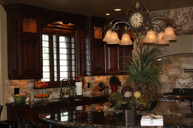 Gunnell home traditional-kitchen