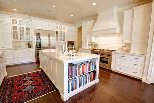 Backsplash Ideas White Cabinets White Countertops