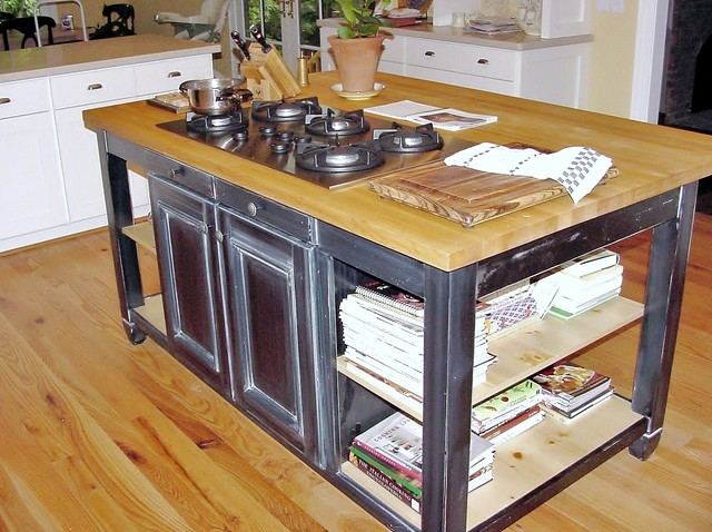 GvS traditional-kitchen