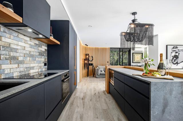 Gypsy Kitchen Beach Style Kitchen Sunshine Coast By