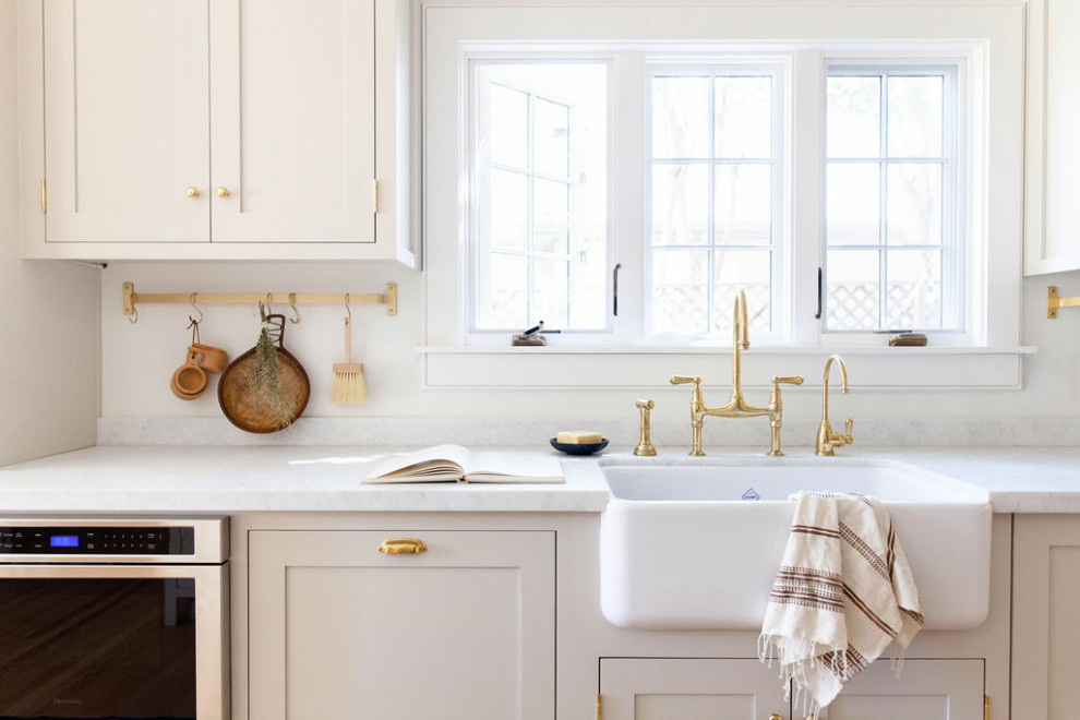 H St - Kitchen - Sacramento - by Design Shop Interiors