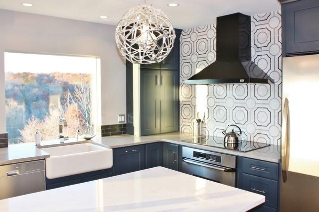 H Transitional Kitchen transitional-kitchen