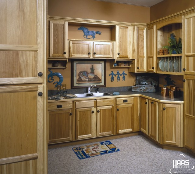 Haas cabinets traditional kitchen louisville by for Kitchen cabinets louisville ky
