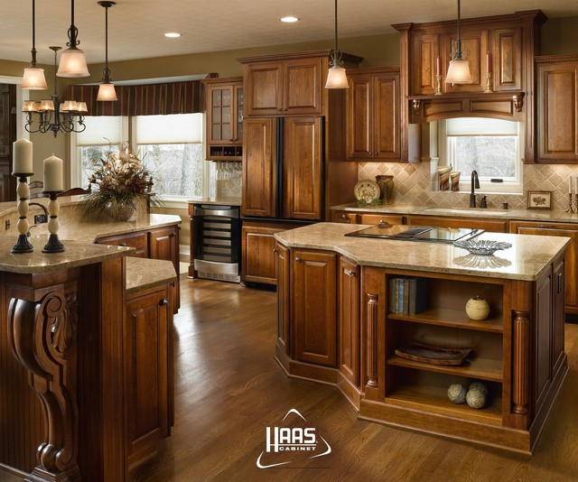 kitchen in a cabinet haas cabinets traditional kitchen louisville by 4957