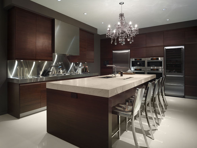 Habachy Designs kitchen