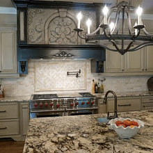 Habersham Style Kitchen