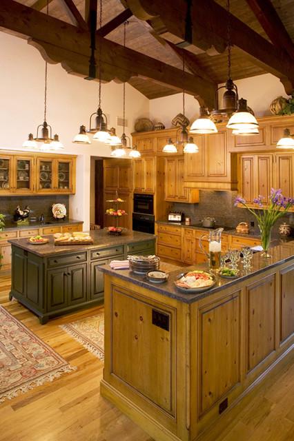 Hacienda I traditional-kitchen