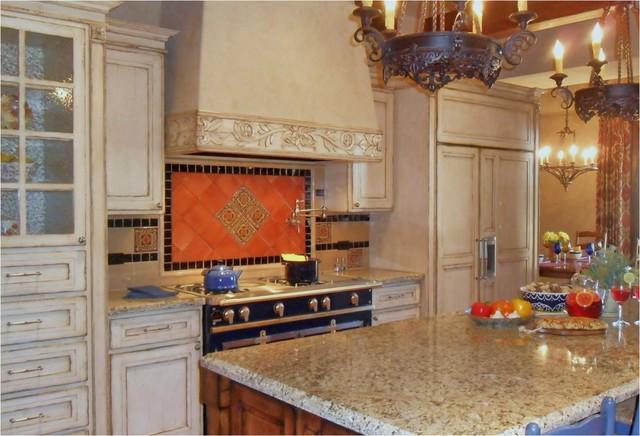 hacienda kitchen traditional kitchen phoenix by