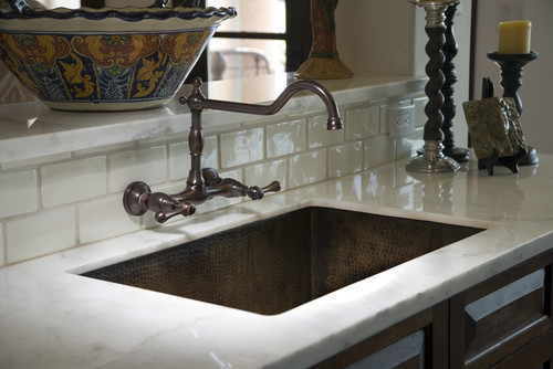 What are the benefits of an undermount kitchen sink vs a top mount ...