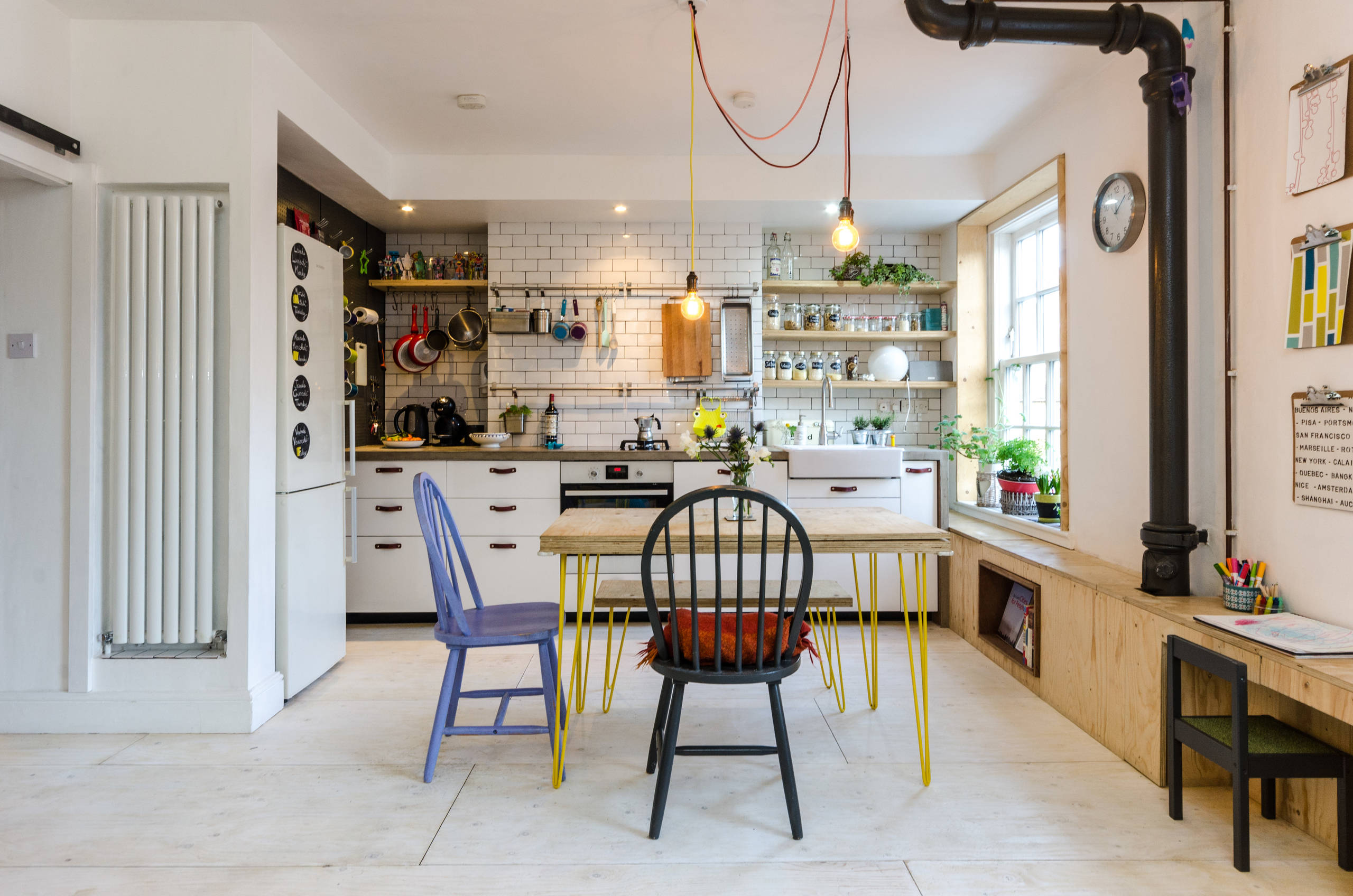 A Beginner's Guide to Heating a Cold Kitchen on Any Budget   Houzz UK