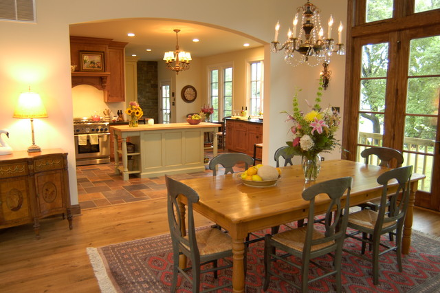 Haddon Heights Nj Kitchen Transitional Kitchen Philadelphia By Universal Cabinetry