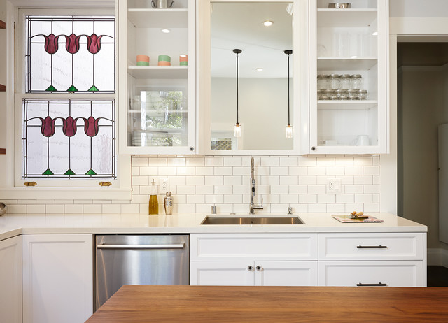 Haight Ashbury Residence Traditional Kitchen San