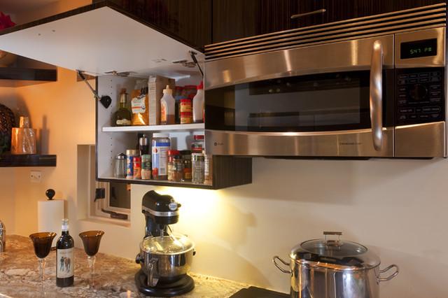 Hair Kitchen Contemporary contemporary-kitchen