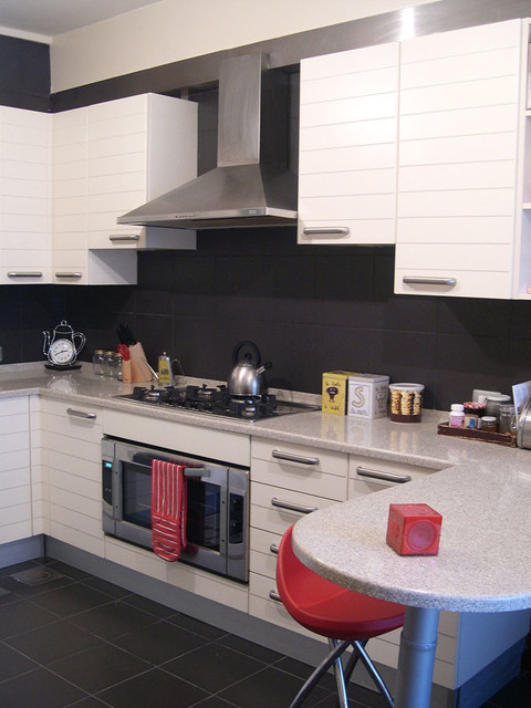 Hajj Residence, Clemenceau, Beirut contemporary-kitchen