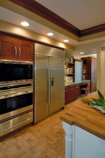 hale aina by the sea kolonialstil k che hawaii von. Black Bedroom Furniture Sets. Home Design Ideas