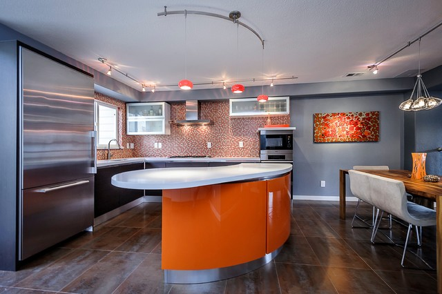 Half Moon Bay Kitchen Remodeling Contemporary Kitchen San Francisco By European Cabinets