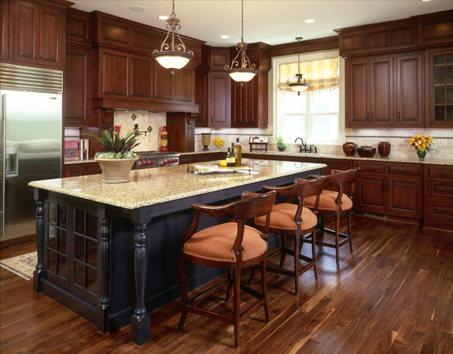 Halifax Avenue Residence Master Kitchen 2 Traditional Kitchen Minneapolis By Martha O