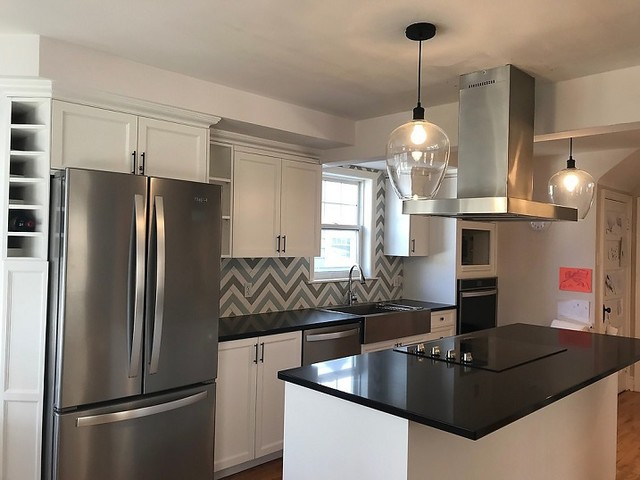 Halifax Kitchen Remodel Modern Kitchen Other By Case