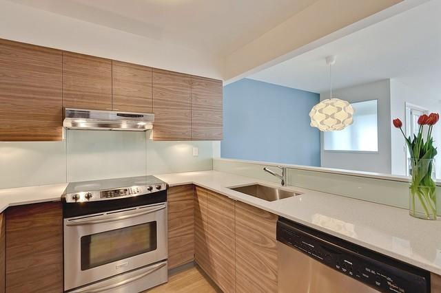 Halifax St modern-kitchen