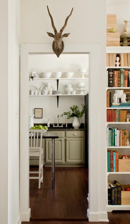 Hall/ kitchen