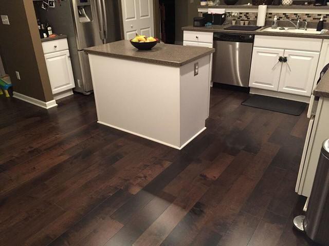 Hallmark hardwood flooring featuring camden maple moderno for Camden flooring