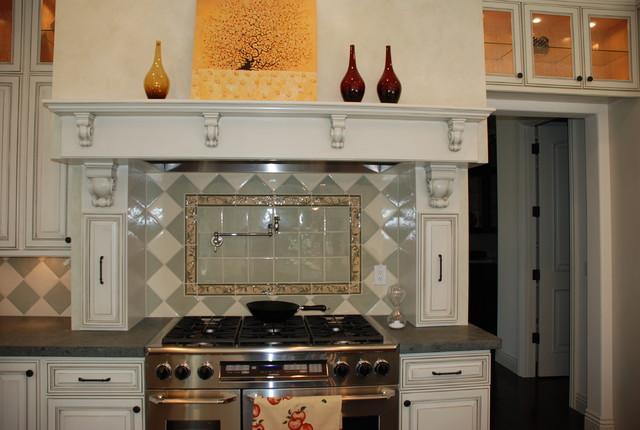 Hamilton Ave. traditional-kitchen