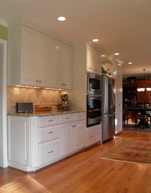 Hamilton Kitchen 2 Contemporary Kitchen Dc Metro By Cameo Kitchens Inc