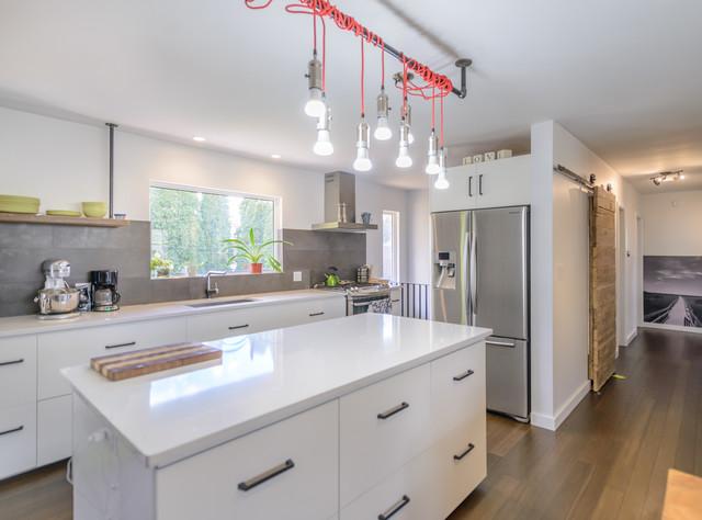 Hamilton on modern renovation for Kitchen design hamilton