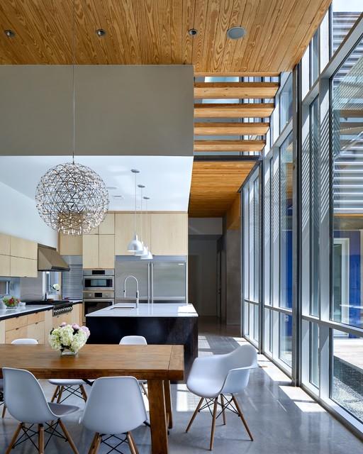 Hammer Residence modern-kitchen