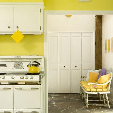 Hammett Kitchen eclectic kitchen
