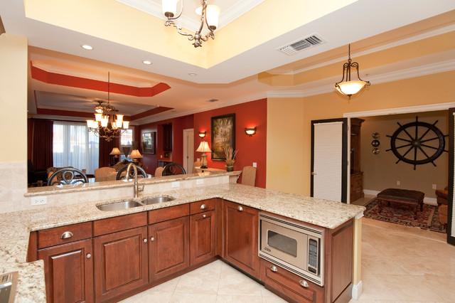 Hammock Beach Resort Condo Contemporary Kitchen Jacksonville By Gane Perspective Photography