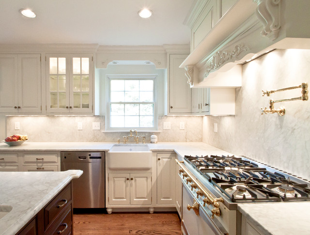 Hammond kitchen 9 traditional kitchen dc metro by for What kind of paint to use on kitchen cabinets for fc barcelona wall art