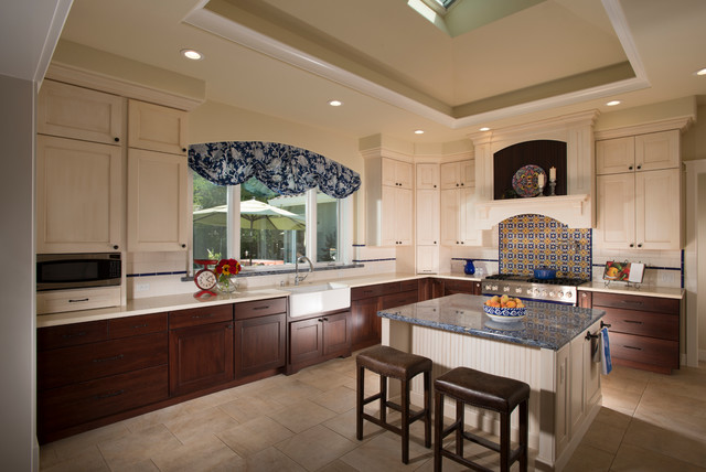 Hampton Drive San Jose Traditional Kitchen San Francisco By Timeline Design