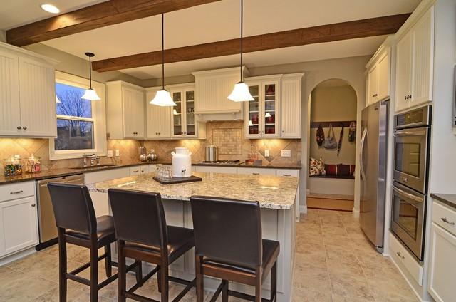 Hampton Hills Model craftsman-kitchen