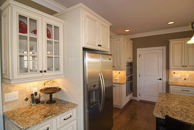 Hampton Linen - Traditional - Kitchen - Other - by Quality Stone ...