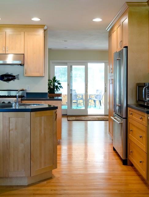 Hampton Traditional Kitchen Portland Maine By Randall Architectural Design Inc