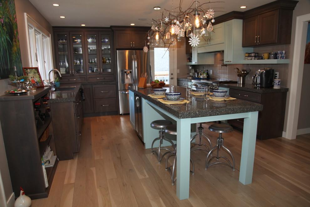 Hampton's Kitchens & Appliances - Eclectic - Kitchen ...