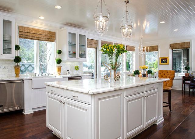 Hamptonu0027s Style Home In Hidden Valley Ca. Contemporary Kitchen
