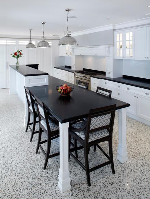 Hampton Style - Klassisch - Küche - Sydney - von Fred Tabet