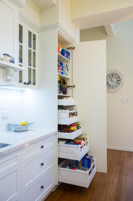 Hampton style Kitchen - Kenmore traditional-kitchen