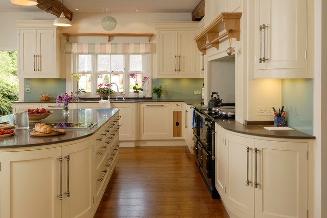 hand painted kitchens traditional kitchen south west
