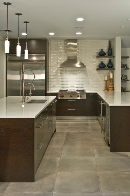how to design a modern kitchen handcrafted ceramic tile 8620