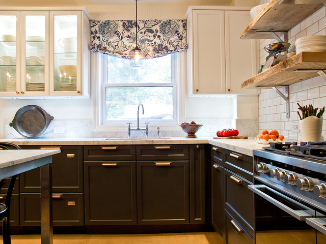 Best 25 Two Tone Cabinets Ideas On Pinterest Toned 2tone Dark Bottom Light