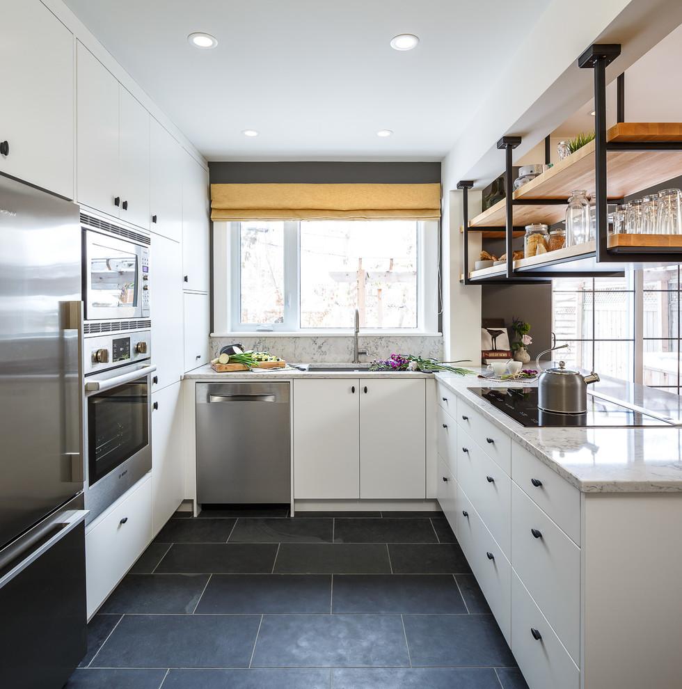 Hanging in Balance Kitchen Design  Astro Design Centre  Ottawa