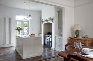 Hannaville Park Contemporary Kitchen Dublin By