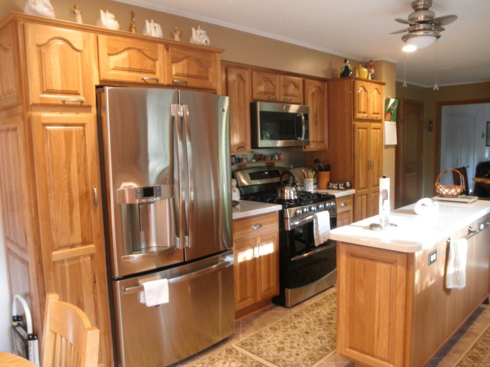 Hanson Kitchen - Traditional - Kitchen - Minneapolis - by ...